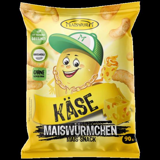 MAISWÜRMCHEN KÄSE 90g
