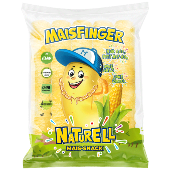 MAISFINGER NATURELL 60g