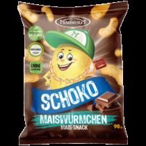 schoko-maiswurm